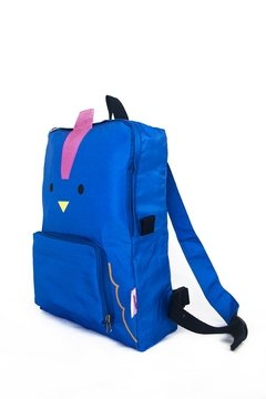 MOCHILA MaxiMini BIRD BLUE en internet