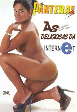 DVD - As Deliciosas da Internet - Panter......