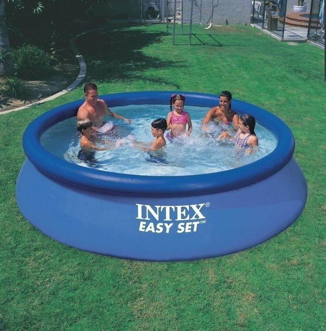 Pileta Easy Set Intex 305x76cm - comprar online