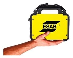 Soldadora Inverter Esab Handy Arc160i + Careta Esab A20 en internet