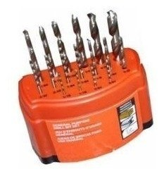 Kit Set 17 Mechas Black & Decker
