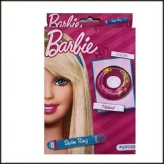 Aro Flotador Inflable Barbie