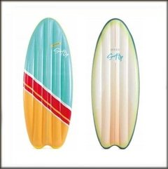 Inflable Tabla De Surf Vintage - Intex