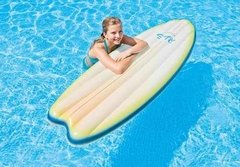 Inflable Tabla De Surf Vintage - Intex en internet