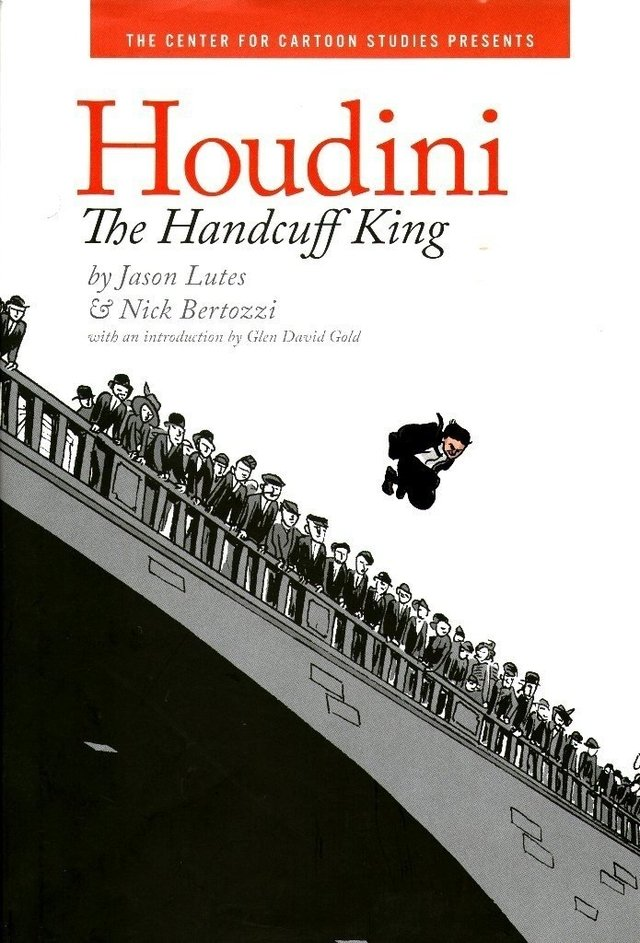 HOUDINI THE HANDCUFF KING