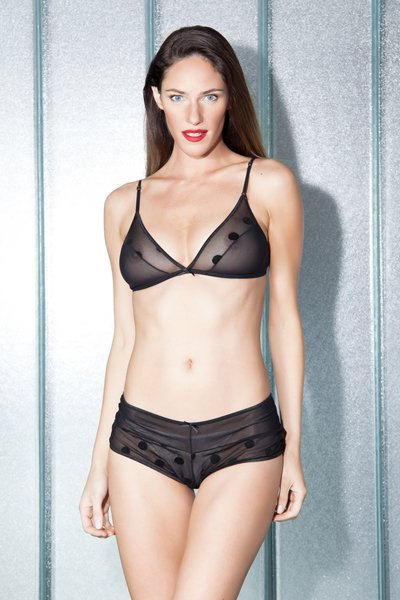 Bombacha Short Romantic FLN (FN214)