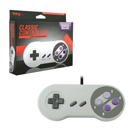 Joystick de SNES alternativo