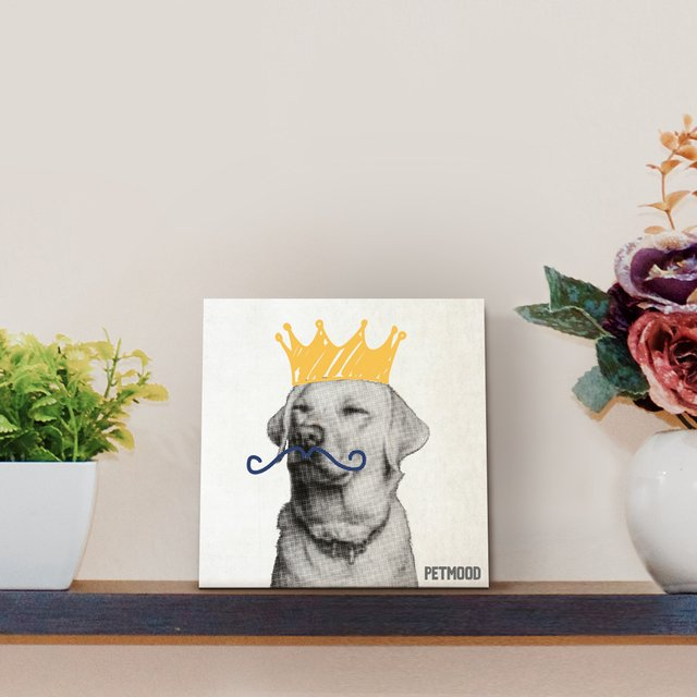 Quadro Lord Dog - Outlet - comprar online