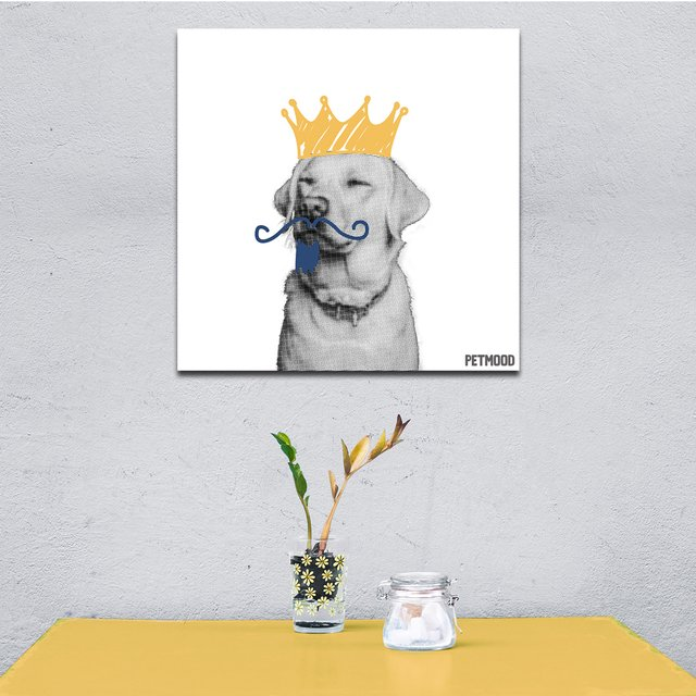 Quadro Lord Dog - Outlet