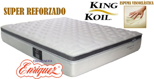 COLCHÓN KING KOIL XL ADVANCED 180X200