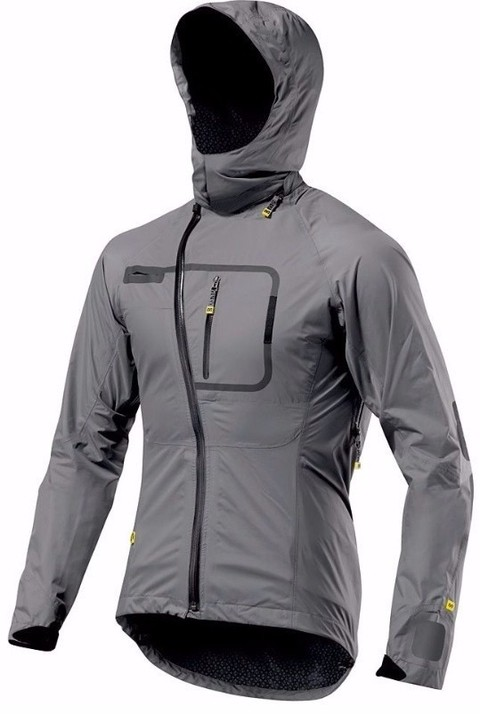 Campera Rompeviento Mavic Original Stratos H2o Impermeable