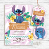 Kit Stitch. Imprimible Personalizable