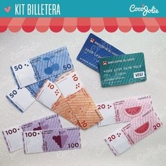 Kit Billetera