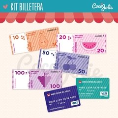 Kit Billetera - comprar online