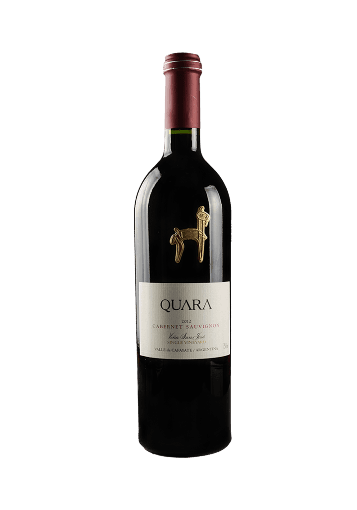 QUARA SINGLE VINEYARD CABERNET SAUVIGNON 2012