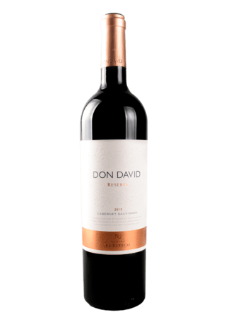 DON DAVID RESERVA CAB. SAUV. 2013