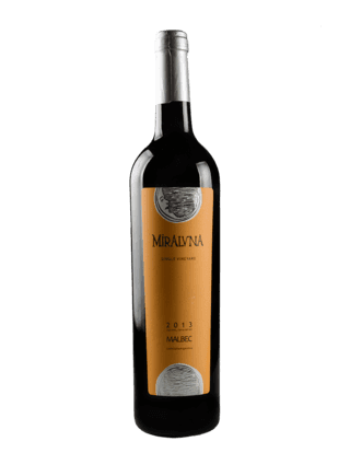 MIRALUNA SINGLE VINEYARD MALBEC 2013