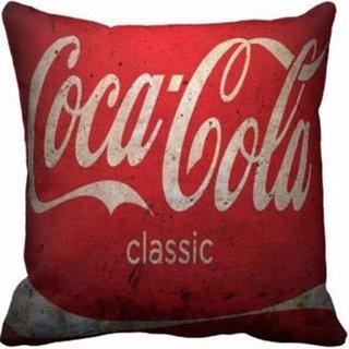 851aef5ebee1cd Capa Almofada Coca Cola Retro