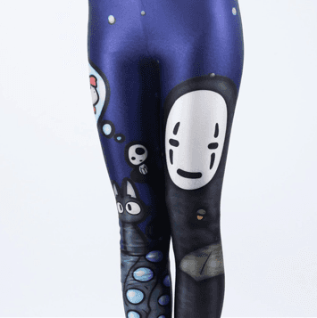Leggings Ghibli