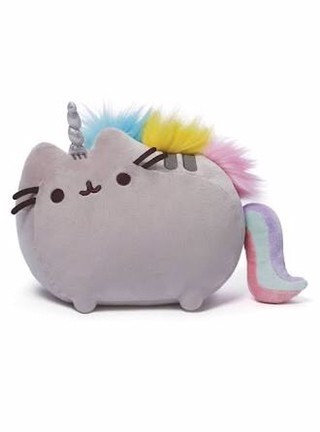 Pusheen unicornio