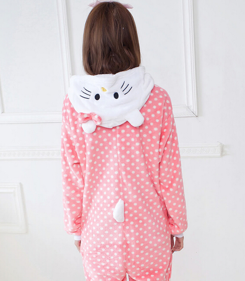Kigurumi Kitty Lunares en internet