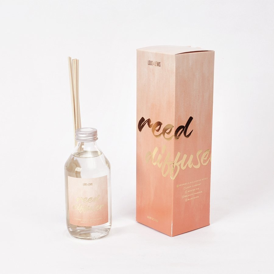 Reed Diffuser: Winter Fig