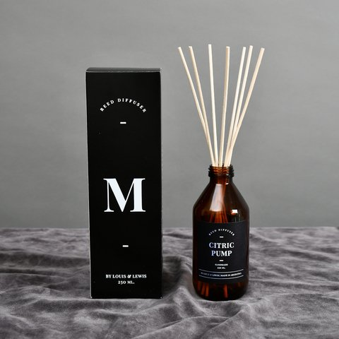Reed Diffuser Moonlight: Citric Pump