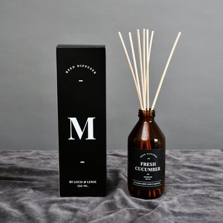 Reed Diffuser Moonlight: Smells like Fresh Cucumber