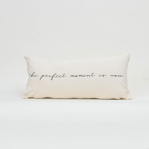 Almohadon 60 x 30 cm The Perfect Moment