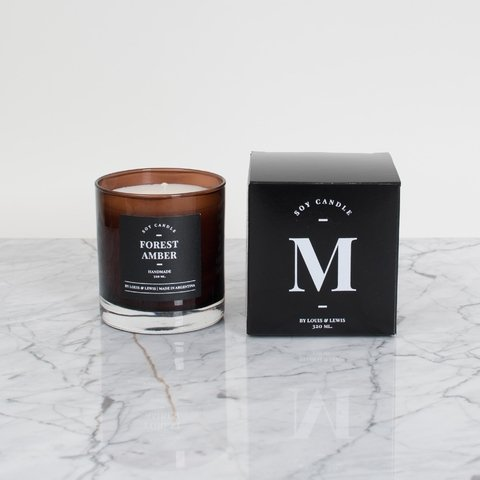 Moonlight Candle: Smells like Forest Amber
