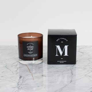 Moonlight Candle: Smells like Citric Pump