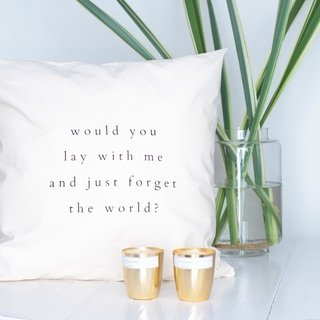 Almohadon Lay With Me 60x60 - comprar online