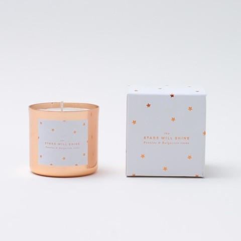 Stars will shine: smells like peonies & bulgarian roses