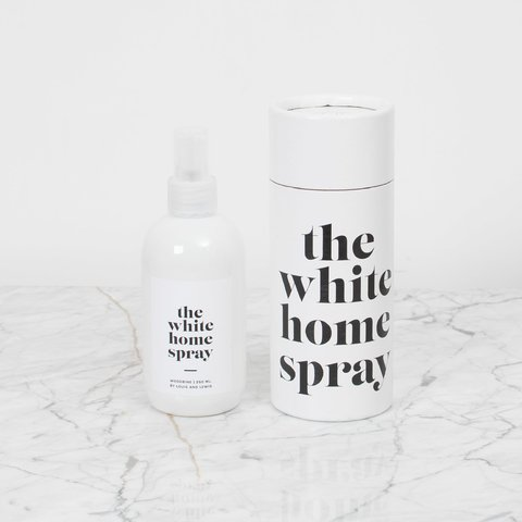 THE WHITE HOME SPRAY: SPARKLING FRUITS