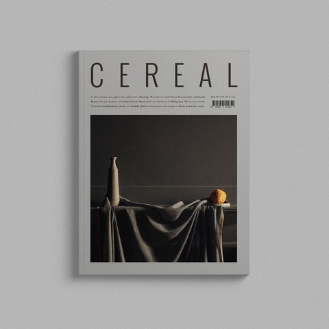 Cereal Volume 16