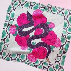 "Pañuelo ""Snake"" Pocket"