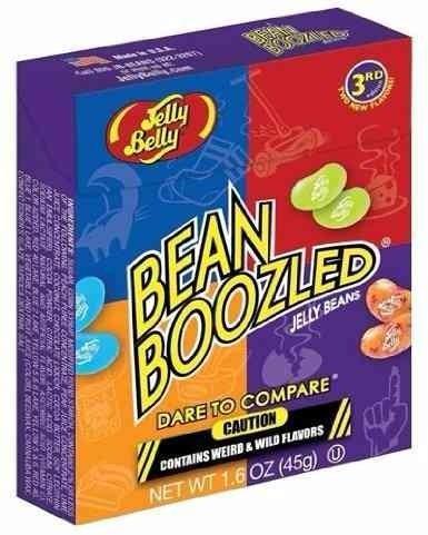 Bean Boozled Jelly Bean 4ta Edicion