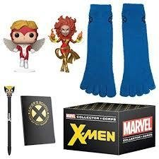 Funko Pop! X-Men Marvel Collector Corps (Funko POP! Angel#424 exclusivo con detalles) - comprar online