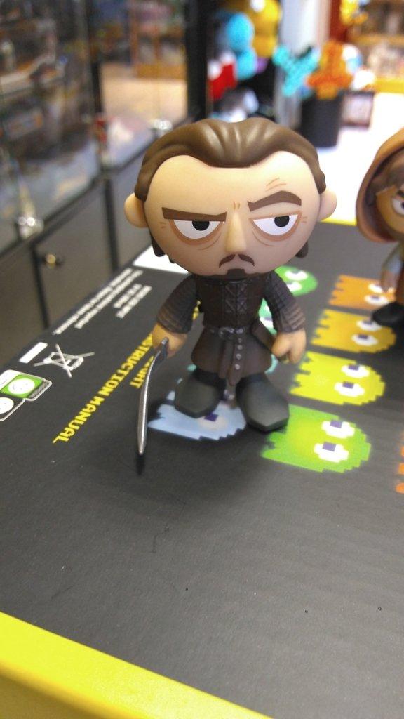 Mini figura  Bronn - Game Of Thrones