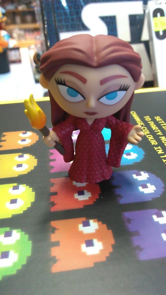 Mini figura Melisandre - Game Of Thrones