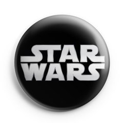 Boton Star Wars Logo