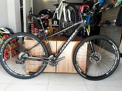 Bicicleta Cannondale 29 Lefty F4 Carbon