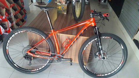 Scott Scale 970 semi nova 2017 tunada