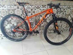 Scott Scale 935 Carbon semi nova 2018