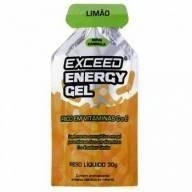 EXCEED ENERGY GEL – 1 SACHÊ 30G na internet