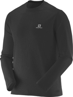CAMISETA ML SALOMON COMET LS MASCULINA