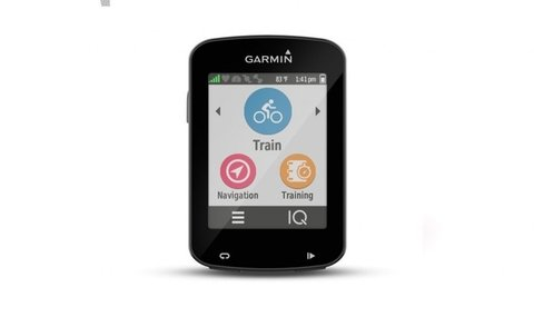 Garmin Edge 820  Strava Live Segments