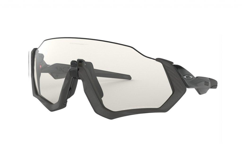 f7a8f7f9f Óculos Oakley Flight Jacket Fotocromático