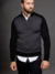 Sweater Suede 1/2 Cierre 901 Kevingston