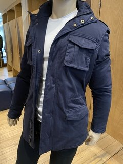 Campera Soldier Kevingston - San Miguel Moda